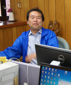 加藤さん(総務)